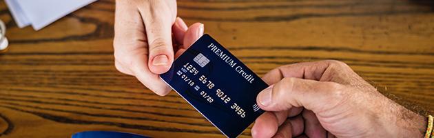 クレジットカードの特徴とは